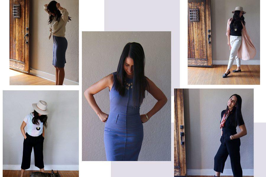 Spring 10×10 Wardrobe Challenge Recap: 10 Pieces, 10 Days, 10 Outfits